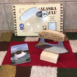 Alaska Ulu Knife